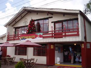 Tabioのレストラン